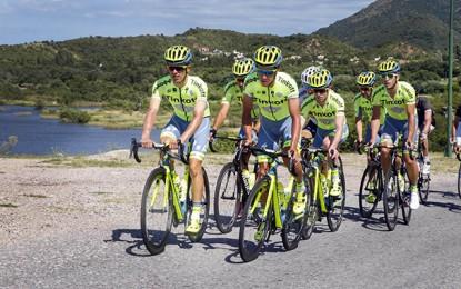 814843fbf2505 Tour de San Luis começa com inédita crono por equipes