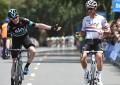 """Herald Sun: Froome """"dá"""" vitória a Kennaugh na 1ª etapa"""