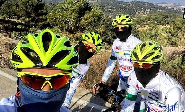 Equipe Funvic encara três provas na Espanha em sequência