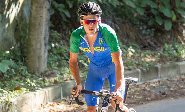 Caio Godoy está na expectativa de representar o Brasil nos Jogos Rio 2016 Foto: Daniel Kullock