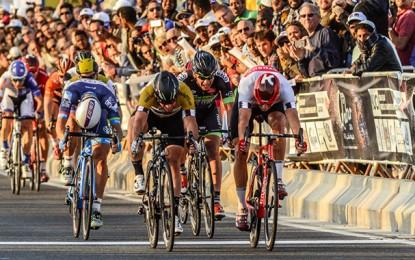 Kristoff é o mais rápido, mas Cavendish é o campeão no Catar