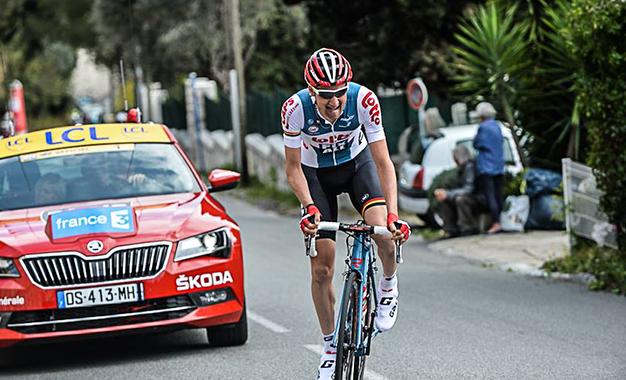O belga Tim Wellens foi o vencedor da etapa final