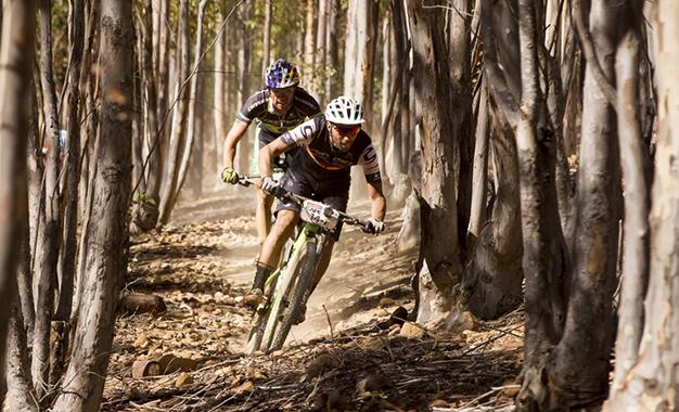 Fumic e Avancini na 3ª etapa Foto: Nick Muzik/Cape Epic/Sportzpics
