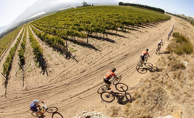 No percurso da 3ª etapa Foto: Sam Clark/Cape Epic/Sportzpics