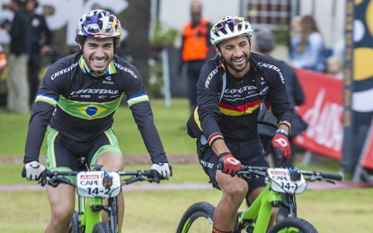 Cape Epic: Avancini é o 2º na penúltima etapa; Abraão lidera na Másters