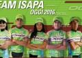 Nova equipe de MTB Team Isapa/Oggi estreia em Araxá com cinco atletas