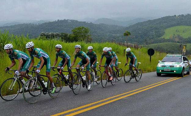 Ciclistas de Guarulhos