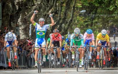 Volta do Uruguai: campeão brasileiro Everson Camilo vence 5ª etapa