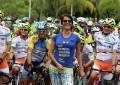 Entrevista: a paixão pelo ciclismo que move Luisa Jucá