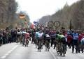 Paris-Roubaix: on-board no pelotão da Inferno do Norte