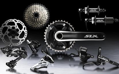 Shimano SLX M7000 é a opção econômica para grupo de 11 velocidades