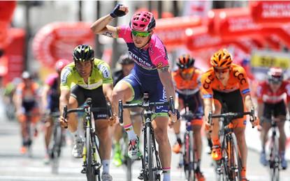 Volta da Turquia: Sacha Modolo garante mais uma vitória com sprint na 7ª etapa