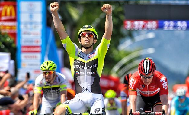 Volta da Turquia: Jakub Mareczko supera Greipel na 5ª etapa; Diniz abandona