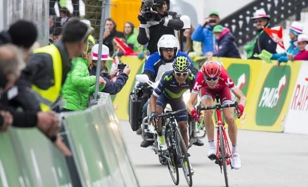 Tour da Romandia: Nairo Quintana vence na subida e lidera após 2ª etapa