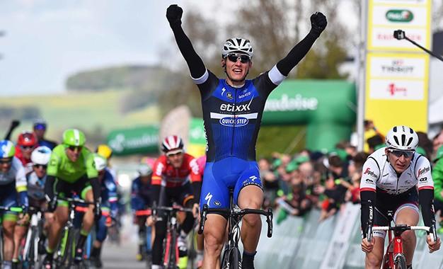Tour da Romandia: neve encurta etapa e Kittel conquista sprint