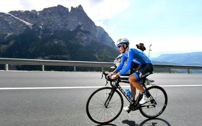 Giro: Russo surpreende; com problemas mecânicos Nibali é o 25º