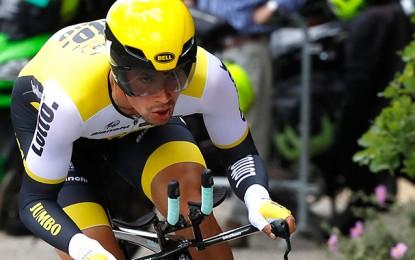 Giro D'Itália: melhores momentos do contrarrelógio em Chianti