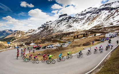 Giro: semana final tem o ponto mais alto e a etapa mais longa
