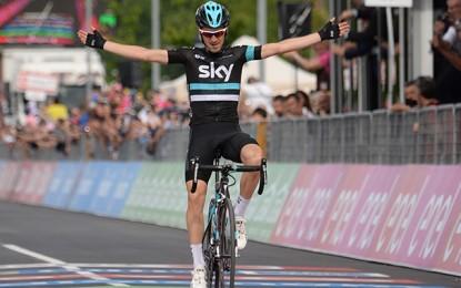 Giro D'Itália: Mikel Nieve domina montanhas da 13ª etapa