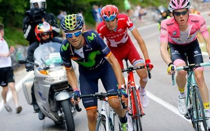 Giro: o sprint de Valverde e os melhores momentos da 16ª etapa