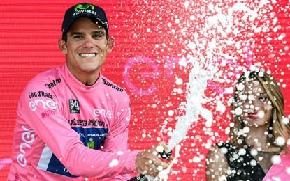 Giro D'Itália: a primeira vez da Costa Rica com a maglia rosa