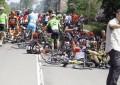 Tour da Bélgica: acidente com duas motos derruba 19 e cancela etapa
