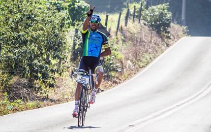 Aos 39 anos, Elton Pedrozo é bicampeão do ranking brasileiro de ciclismo