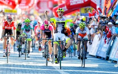 Volta da Turquia: José Gonçalves garante o título; Chamorro é 3º na última etapa