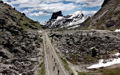 Giro D'Itália: é hora de encarar a etapa rainha nas Dolomitas