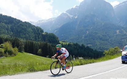 Murilo Fischer, o brasileiro que disputou seis vezes o Giro D'Itália