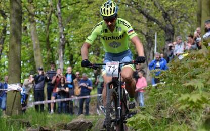 Rio 2016: Eslováquia quer Peter Sagan na prova de mountain bike XCO