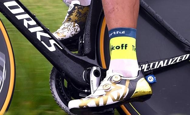 cd94a82521b Bikemagazine – As sapatilhas personalizadas mais bacanas do pelotão