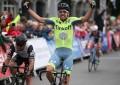 Cavendish perde no sprint o título britânico para Adam Blythe
