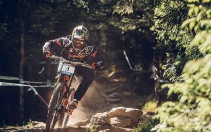 Quarta etapa da Copa do Mundo de Downhill é neste fim de semana na Áustria