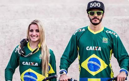 Rio 2016: Renato Rezende e Priscilla Carnaval confirmados no BMX