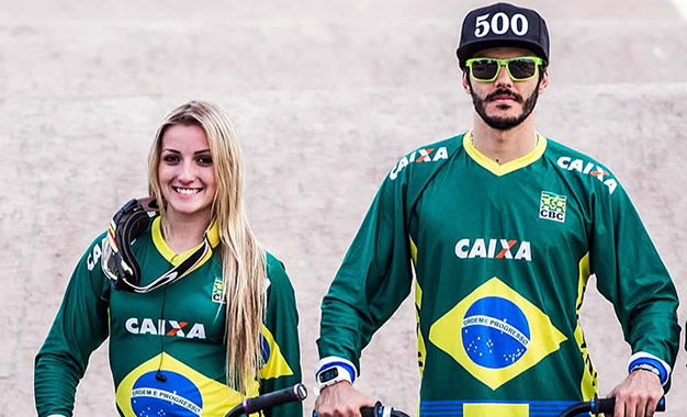 Priscilla Carnaval e Renato Rezende conquistaram a vaga por mérito