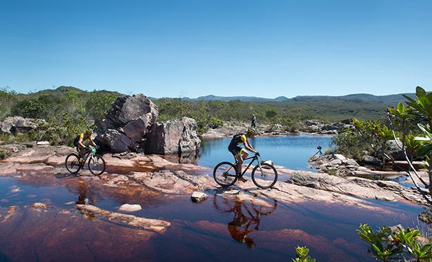 Bikers na Brasil Ride na Bahia no ano passado