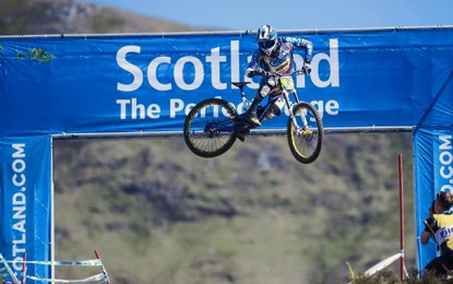 Copa do Mundo de Downhill: Fort William, na Escócia, recebe 3ª etapa
