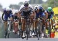 Tour de France: o show das câmeras on-board na 2ª etapa