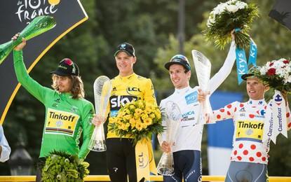 Tour de France: Froome confirma tri; Greipel vence etapa final