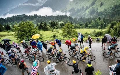 Tour de France: veja seleção das melhores imagens on-board