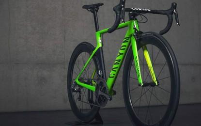 Rio 2016: verde e amarelo nas bikes olímpicas da Canyon