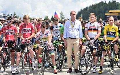 Tour de France: final com segurança reforçada por 23 mil policiais