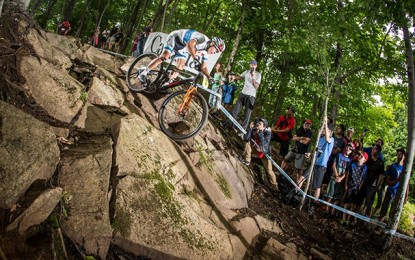 Copa do Mundo de MTB: melhores momentos da disputa do cross country