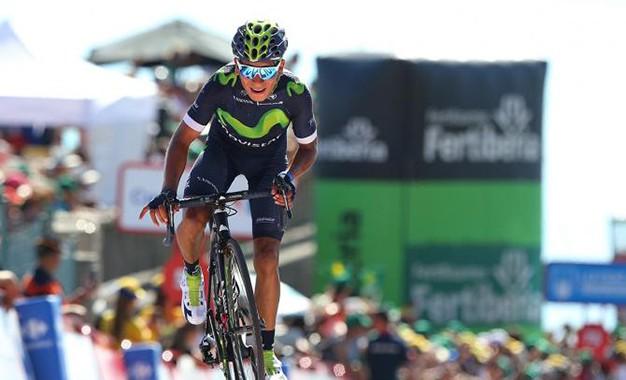 Volta a Espanha: Nairo Quintana ataca e recupera liderança