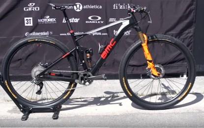 Rio 2016: a bike de Absalon para a disputa do MTB olímpico
