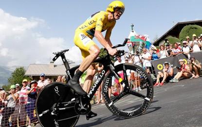 Tour de France: Sky anuncia a equipe de Froome