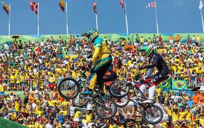 Rio 2016: Colômbia e EUA conquistam o ouro no BMX
