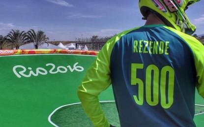 Rio 2016: uma volta na pista do BMX com Renato Rezende