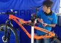 Rio 2016: Bikemagazine confere montagem da bike de Raiza Goulão